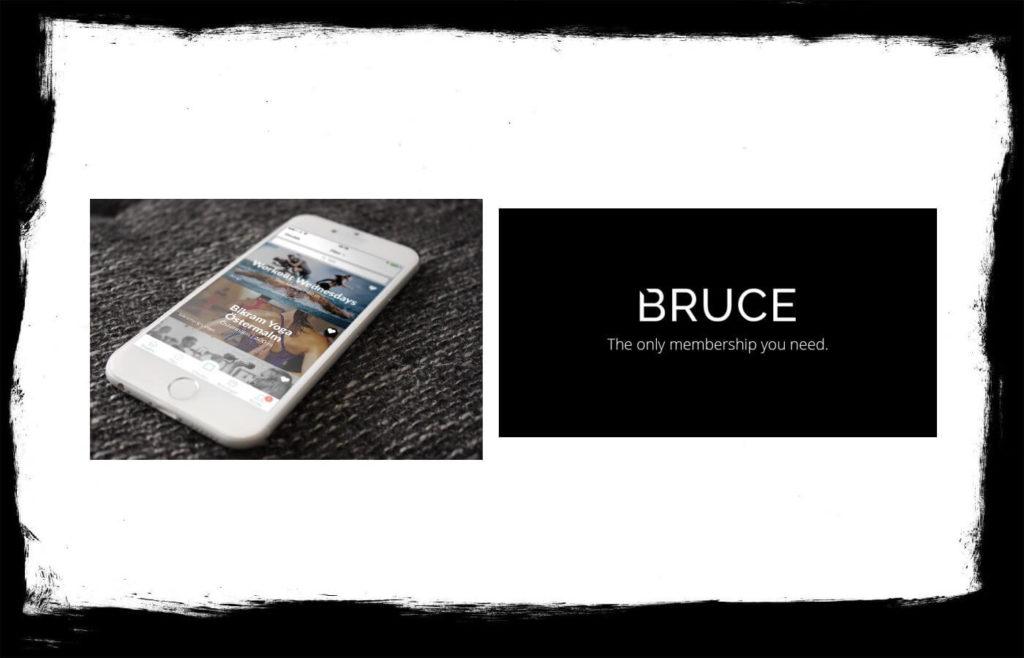 Bruce app