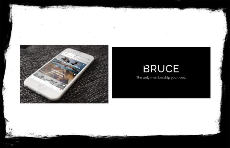 Bruce app →  Hiss eller diss? 🏅 [Rabattkod]